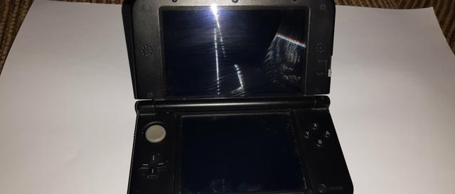 Nintendo 3ds xl com pokémon x