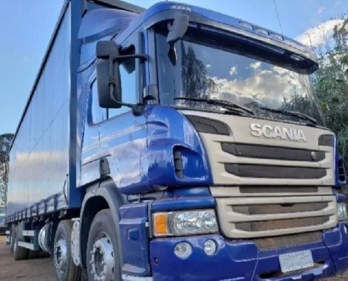 Scania p 310 8x2 parcelamento no boleto.