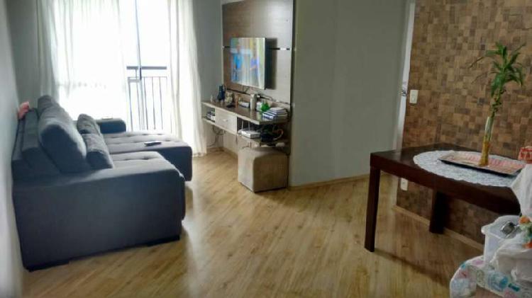 STO ANDRE Apto a venda 3 dorm (1 suite) ***DUAS