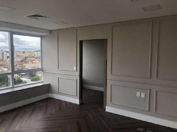 Sala/Conjunto para aluguel com 46 metros quadrados