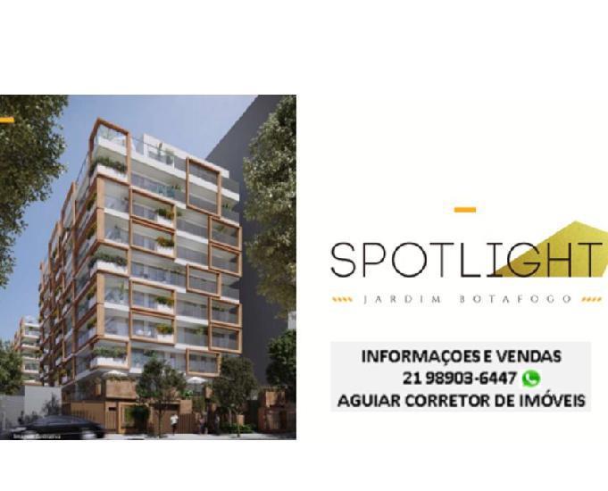 Spotlight botafogo apartamentos alto padrão 3 a 4 quartos!