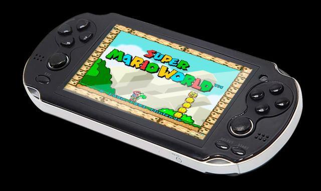 Super game classics - mini game estilo psp 2700 jogos