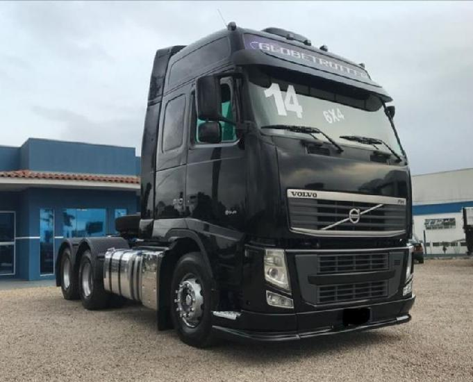 Volvo Fh 540 6x4 Ishift Globetrotter Ano 2014