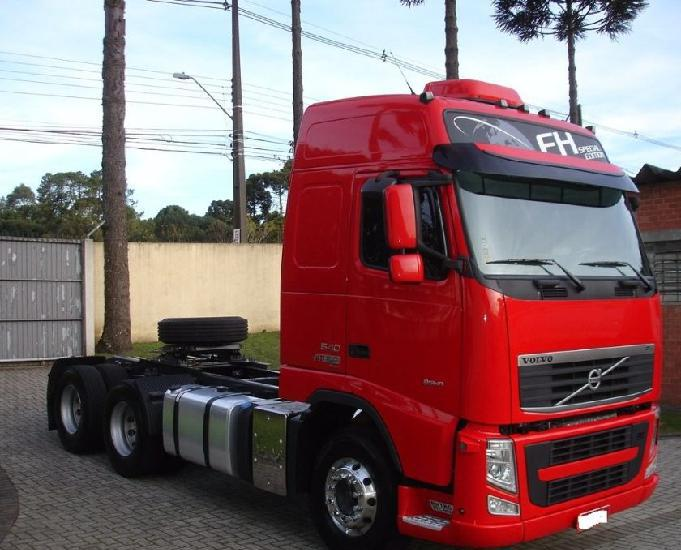 Volvo Fh 540 6x4 Ishift Globetrotter Ano 2015