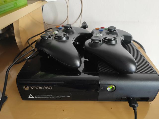 Xbox 360 original (leia a descrição)