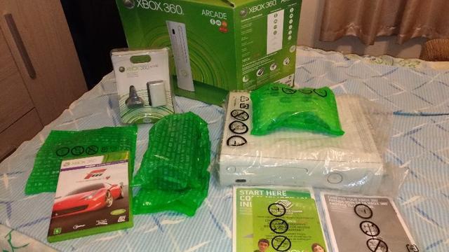 Xbox 360 vendo/troco