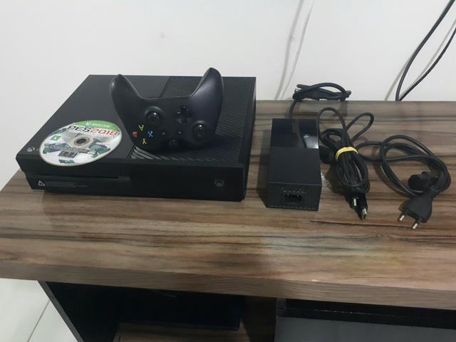 Xbox one 500gb completo (aceito cartão até 12x)