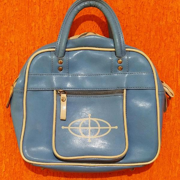 Bolsa azul triton