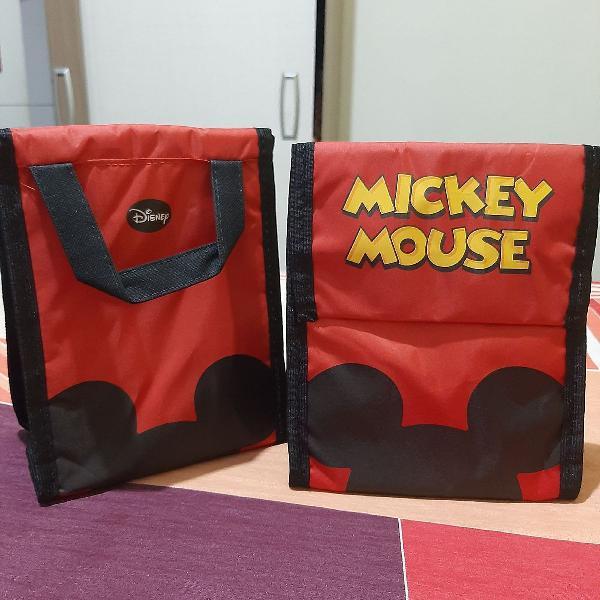 Bolsa térmica mickey mouse