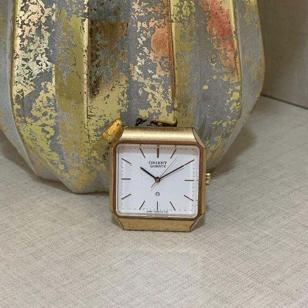 Caixa de relógio vintage