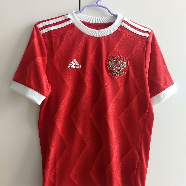 Camisa infantil russia home 2017