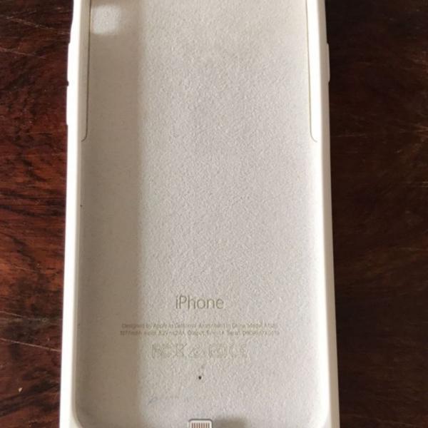 Case bateria extra original apple