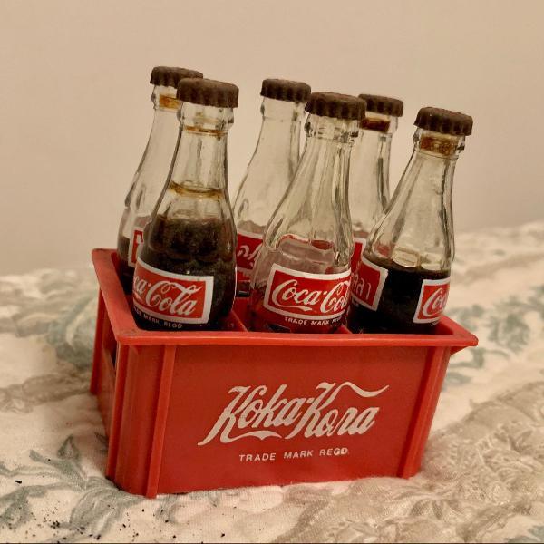 Coca cola reliquia colecionável