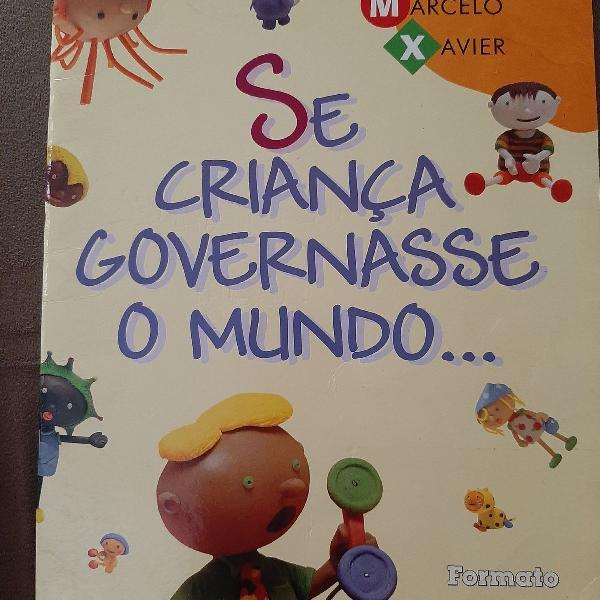 Livro: se criança governasse o mundo