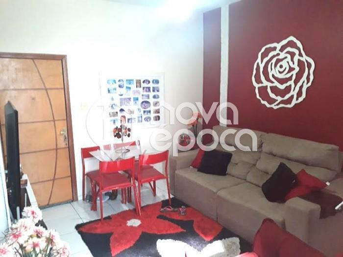Abolição, 3 quartos, 60 m² Rua Mário Carpenter,