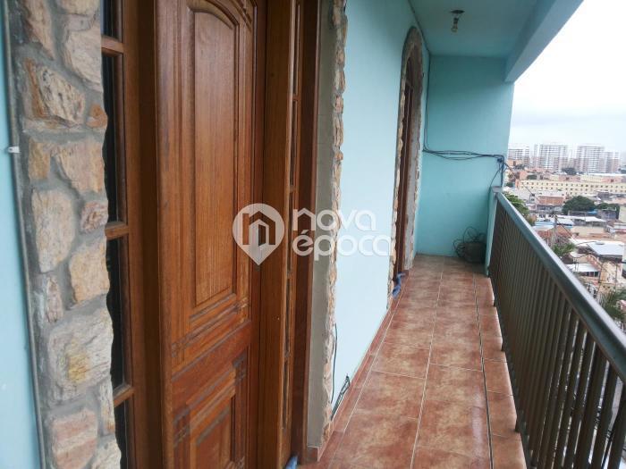 Abolição, 4 quartos, 1 vaga, 295 m² Rua Mário Carpenter,