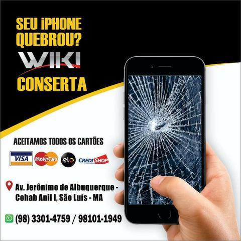 Assistência técnica iphone - garantia e qualidade