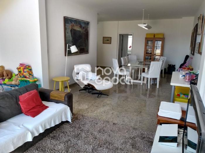 Barra da Tijuca, 3 quartos, 1 vaga, 155 m² Avenida General