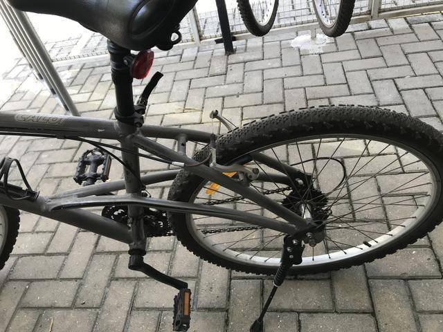 Bicicleta caloi aluminum c marcha aro 26