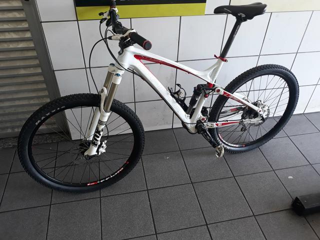 Bicicleta Full Lapierre 27,5
