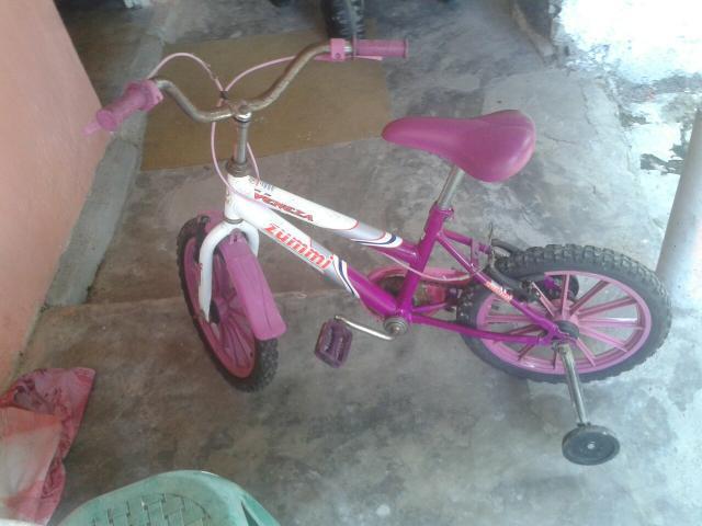 Bicicleta zummi aro 16 (180 reais)