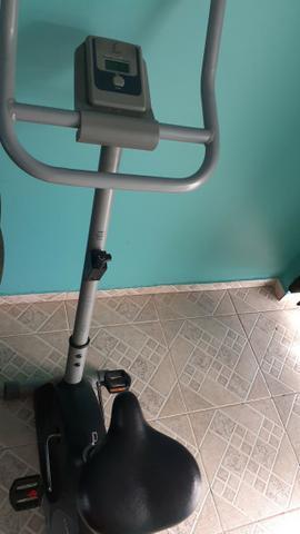 Bicicletas ergometrica semi novas com garantia