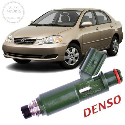Bico verde corolla brad pitt fielder 1.8 2325022040 denso -