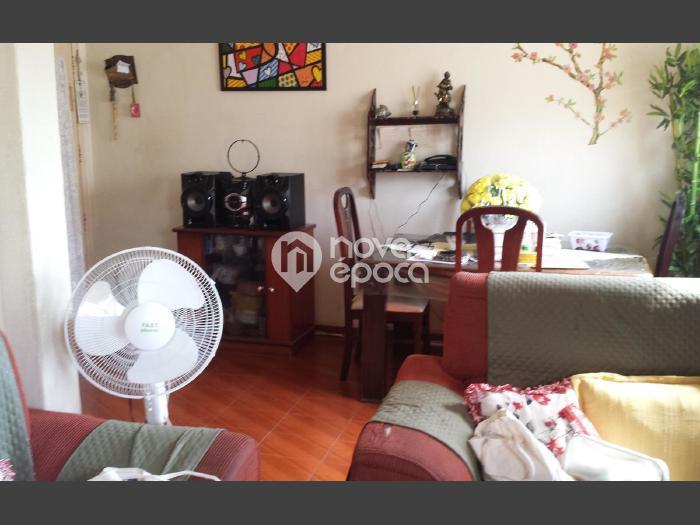 Cachambi, 2 quartos, 1 vaga, 54 m² Rua Ferreira de Andrade,