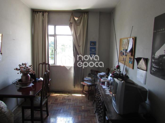 Cachambi, 2 quartos, 1 vaga, 65 m² Rua Capitão Resende,