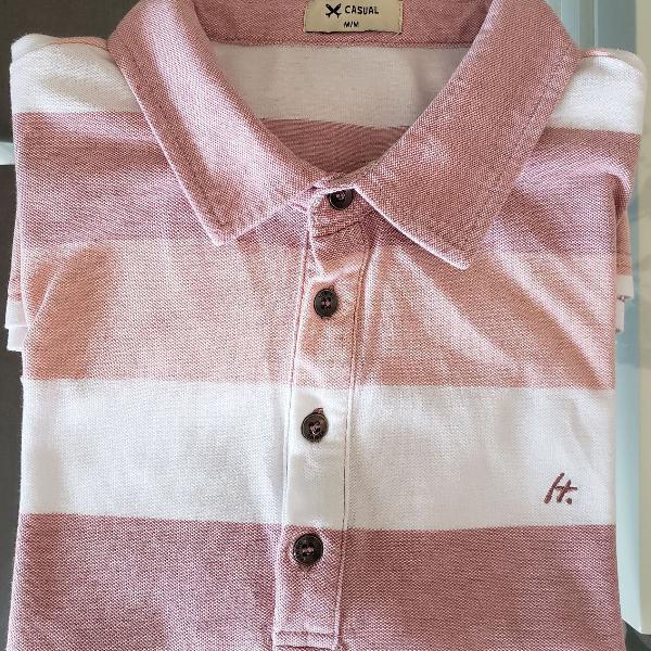 Camisa polo hering - original, tamanho m