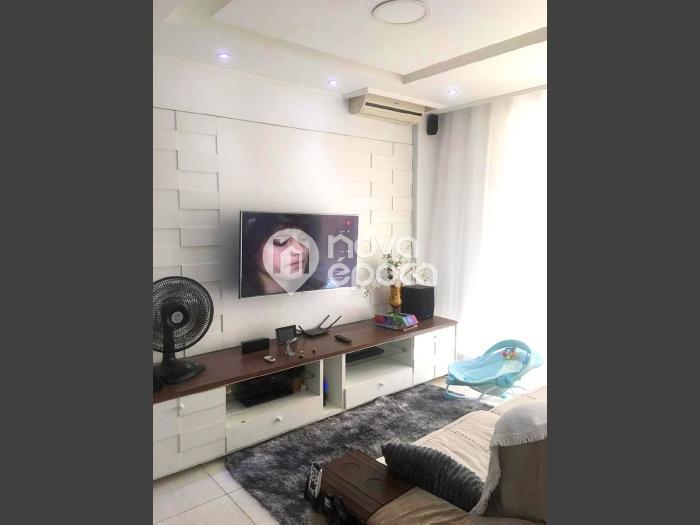Campinho, 2 quartos, 1 vaga, 62 m² Rua Maricá, Campinho,