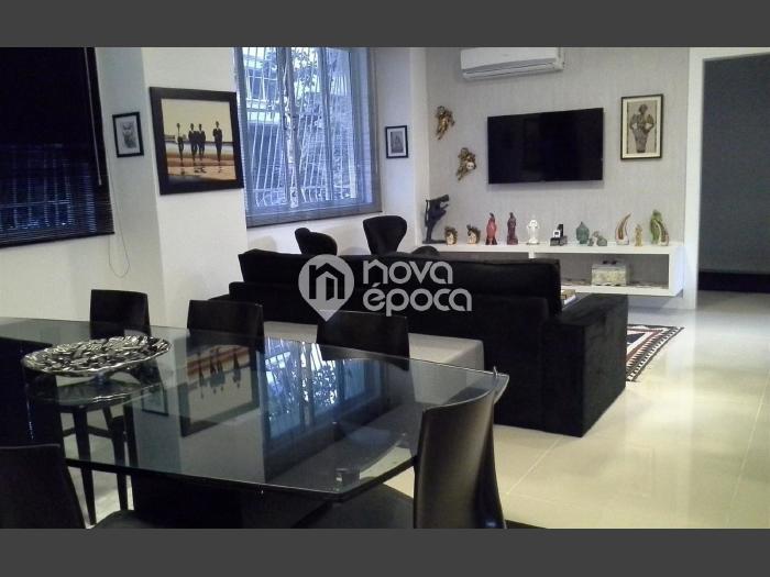Copacabana, 2 quartos, 1 vaga, 120 m² Rua Conselheiro