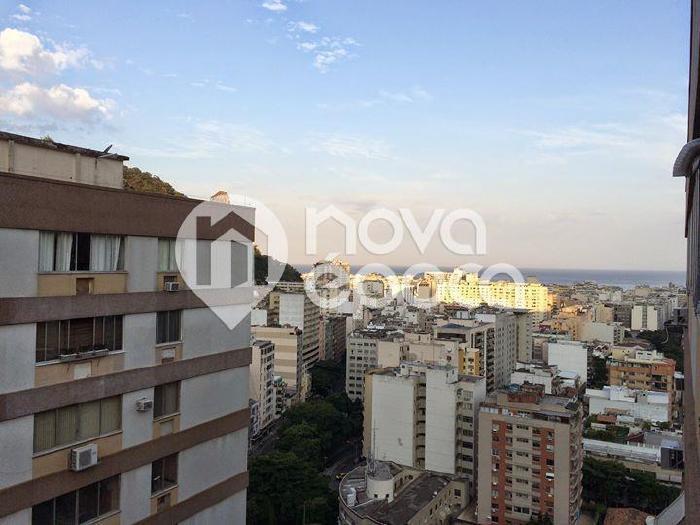 Copacabana, 3 quartos, 1 vaga, 86 m² Rua Santa Clara,