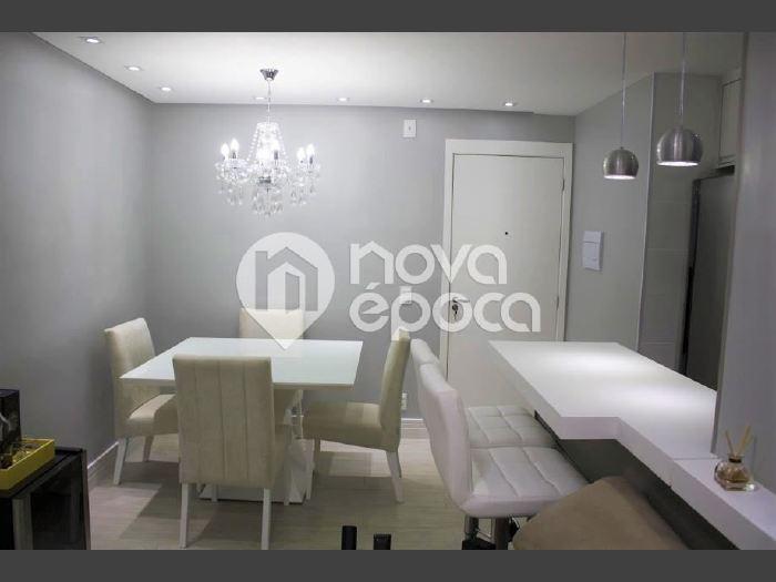 Engenho Novo, 2 quartos, 1 vaga, 50 m² Rua Leopoldino