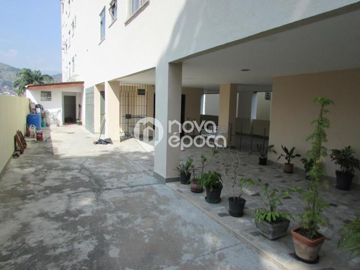 Engenho Novo, 2 quartos, 1 vaga, 65 m² Rua Vaz de Toledo,