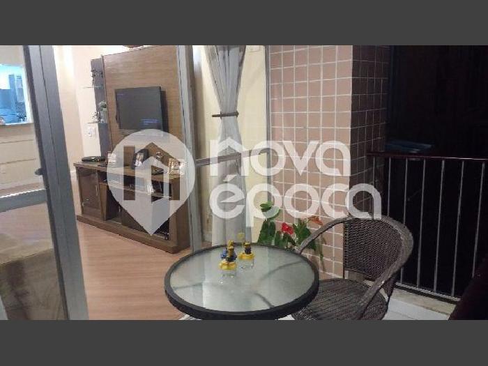 Engenho Novo, 2 quartos, 2 vagas, 87 m² Rua Leopoldino