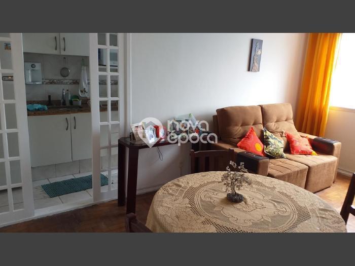 Engenho Novo, 3 quartos, 1 vaga, 60 m² Rua Araújo Leitão,
