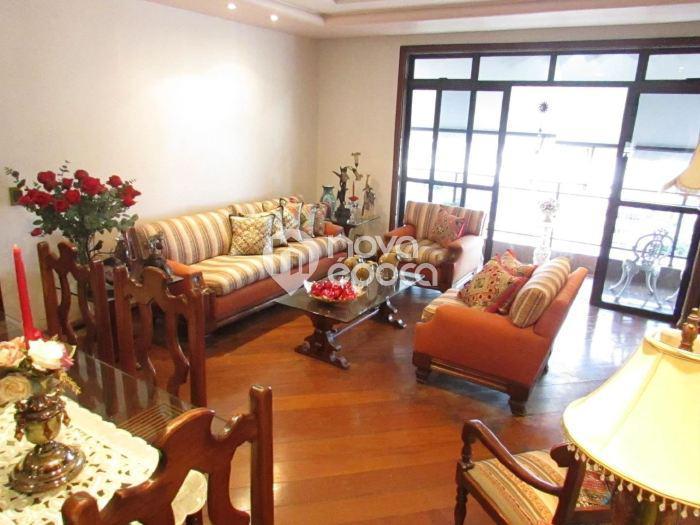 Engenho de Dentro, 3 quartos, 2 vagas, 131 m² Rua Catulo