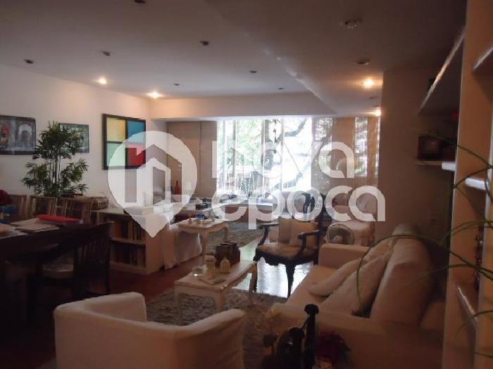 Ipanema, 3 quartos, 1 vaga, 138 m² Rua Nascimento Silva,