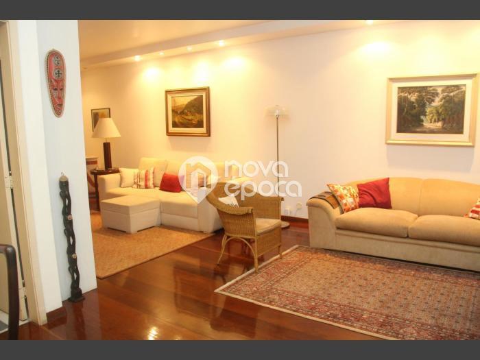 Ipanema, 3 quartos, 2 vagas, 130 m² Rua Almirante Saddock