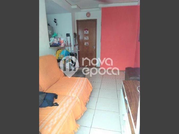 Irajá, 2 quartos, 1 vaga, 50 m² Estrada Coronel Vieira,