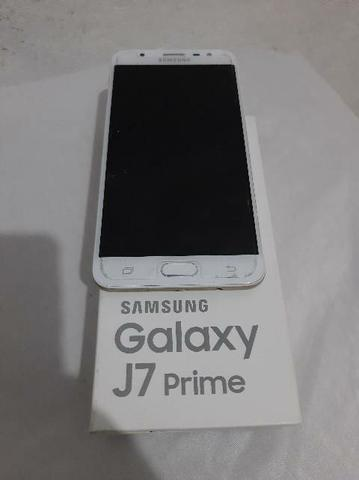 J7 prime dourado somente vendas