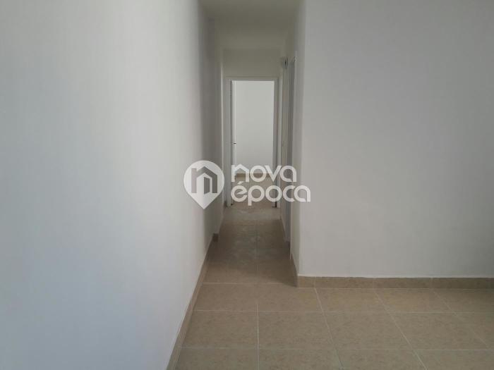 Jacarepaguá, 2 quartos, 1 vaga, 48 m² Estrada dos