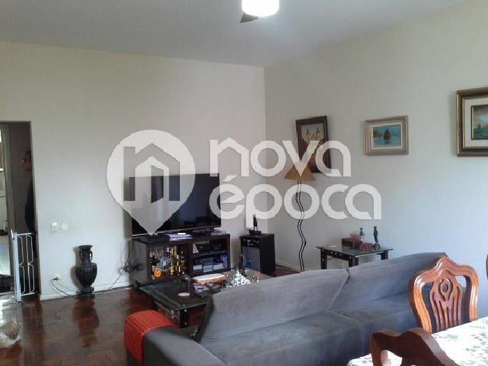 Laranjeiras, 3 quartos, 1 vaga, 127 m² Rua General