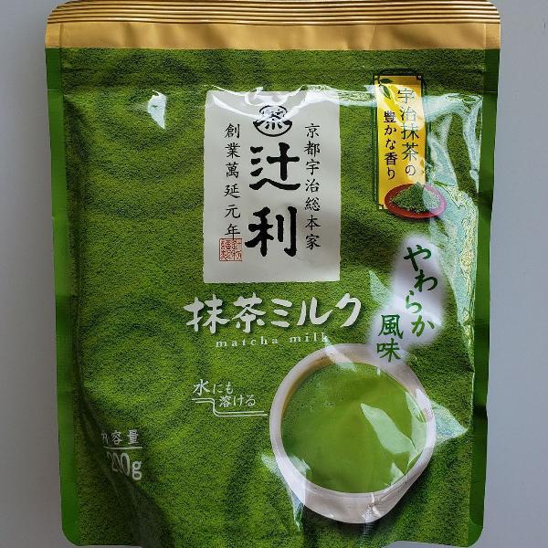 Leite matcha kyoto uji tsujiri takaoka 200 gr