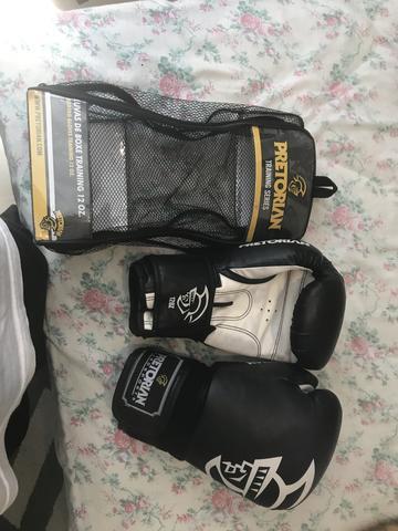 Luva de luta pretorian training series nova