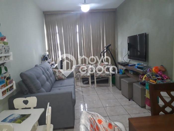 Méier, 2 quartos, 1 vaga, 60 m² Rua Intendente Cunha