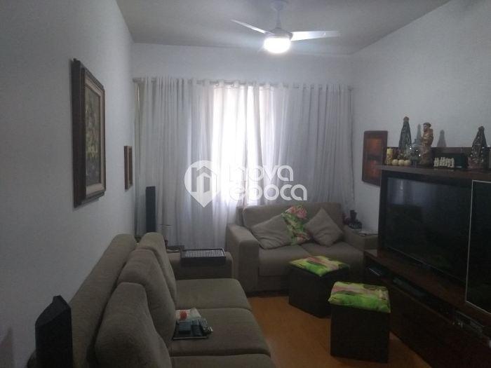 Méier, 3 quartos, 1 vaga, 82 m² Rua Pedro de Carvalho,