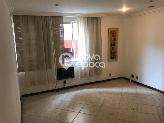 Méier, 3 quartos, 1 vaga, 90 m² Rua Vilela Tavares,