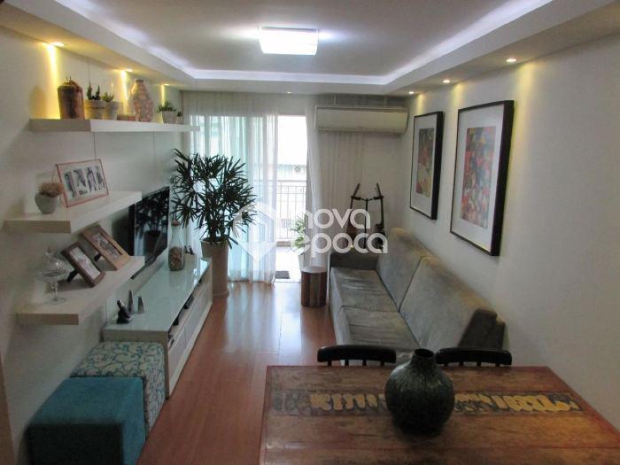 Méier, 3 quartos, 2 vagas, 168 m² Rua Fábio Luz, Méier,